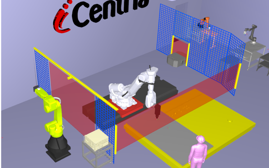 Safe Human Detection in a Collaborative Work Cell